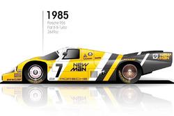 1985 Porsche 956