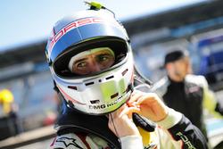 #911 Manthey Racing Porche GT3-R: Romain Dumas