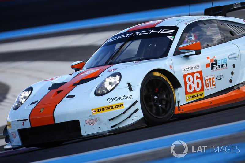 #86 Gulf Racing - Porsche 911 RSR