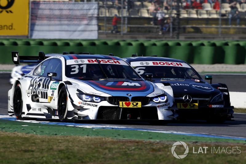 Том Бломквіст, BMW Team RBM, BMW M4 DTM, Роберт Вікенс, Mercedes-AMG Team HWA, Mercedes-AMG C63 DTM