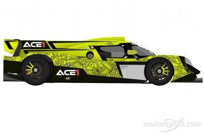 Ace1 Villorba Corse Ligier livery announcement