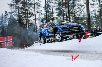 Понтус Тідеманд, Ола Флоен, M-Sport Ford WRT Ford Fiesta WRC