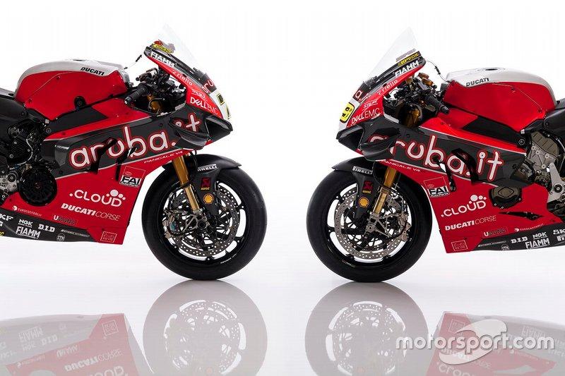 Aruba.it Racing-Ducati SBK Team, Ducati Panigale V4R