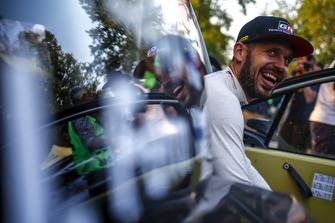 Янне Ферм, Toyota Gazoo Racing WRC