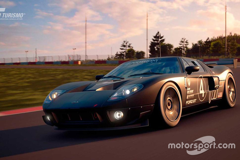 Ford GT LM Spec II Test Car