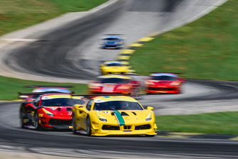 Ferrari Challenge at Road Atlanta