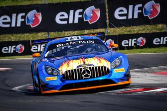 #751 Sun Energy 1 by AKKA ASP Team FRA Mercedes-AMG: Kenny Habul, Tristan Vautie
