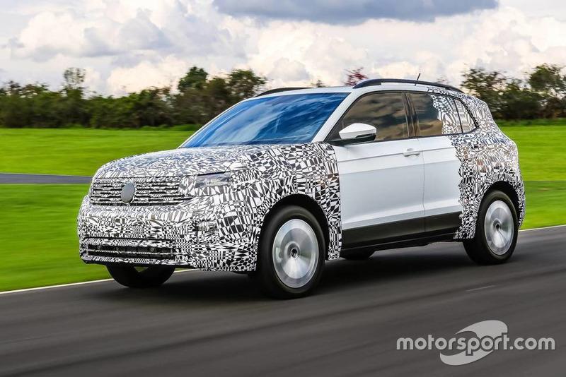 Прототип Volkswagen T-Cross
