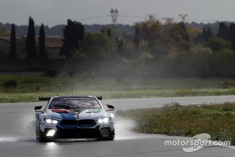 Алекс Дзанарді, BMW M8 GTE