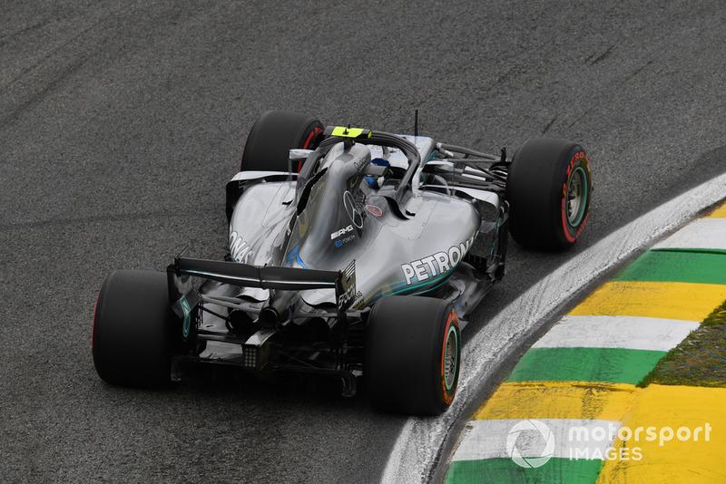 3: Valtteri Bottas, Mercedes AMG F1 W09, 1'07.441
