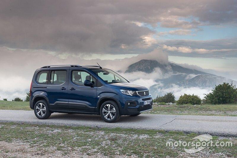 Peugeot Rifter 2019 року