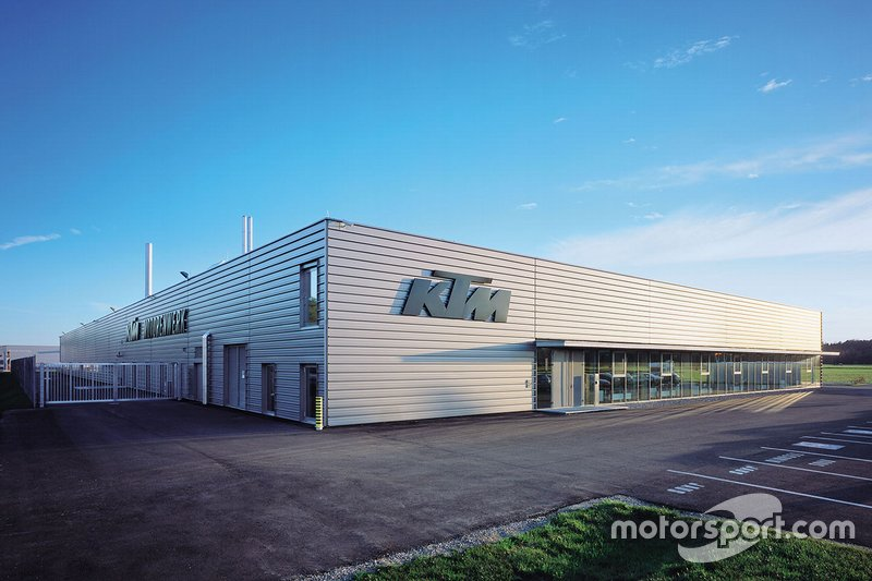 Fábrica de KTM