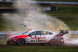Ausritt: Michael Caruso, Nissan Motorsports