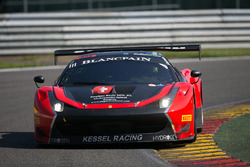 #111 Kessel Racing Ferrari 488 GT3: Stephen Earle