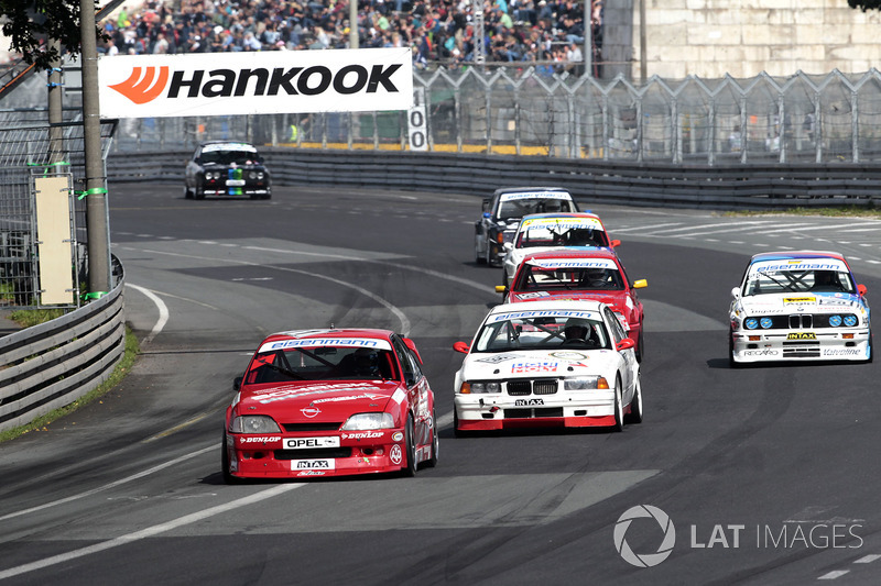 Volker Strycek, Opel Omega Evo 500, Gerhard Füller, BMW E36 STW