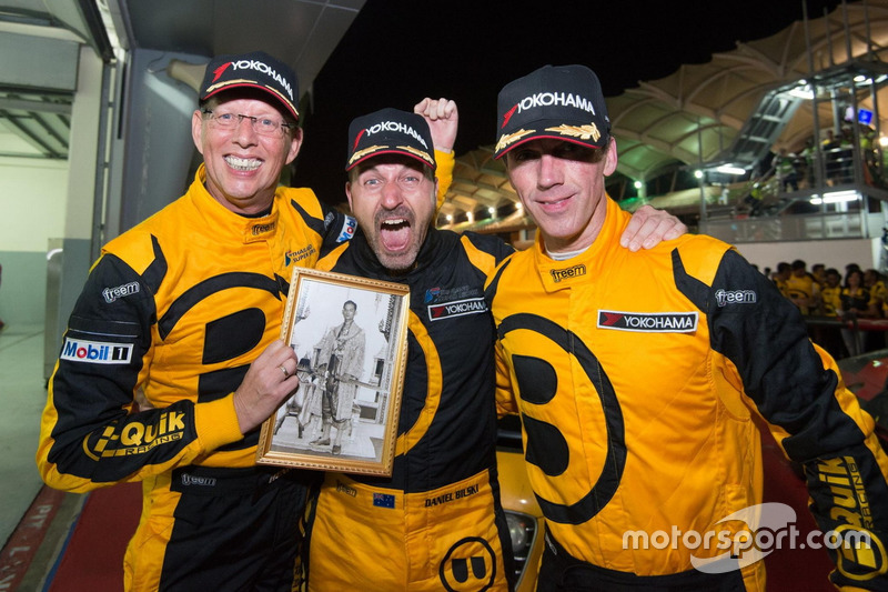 #26 B-Quick Racing Team, Audi R8 LMS Cup: Henk Kiks, Daniel Bilski, Peter Kox