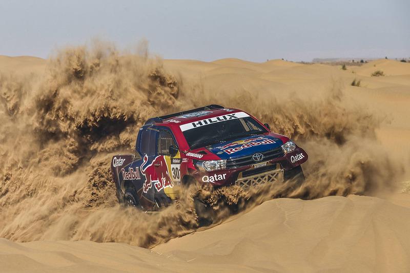 Nasser Al-Attiyah, Toyota Gazoo Racing