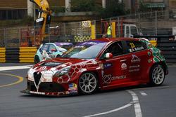 Андреа Беллики, Mulsanne Racing Alfa Romeo Giulietta