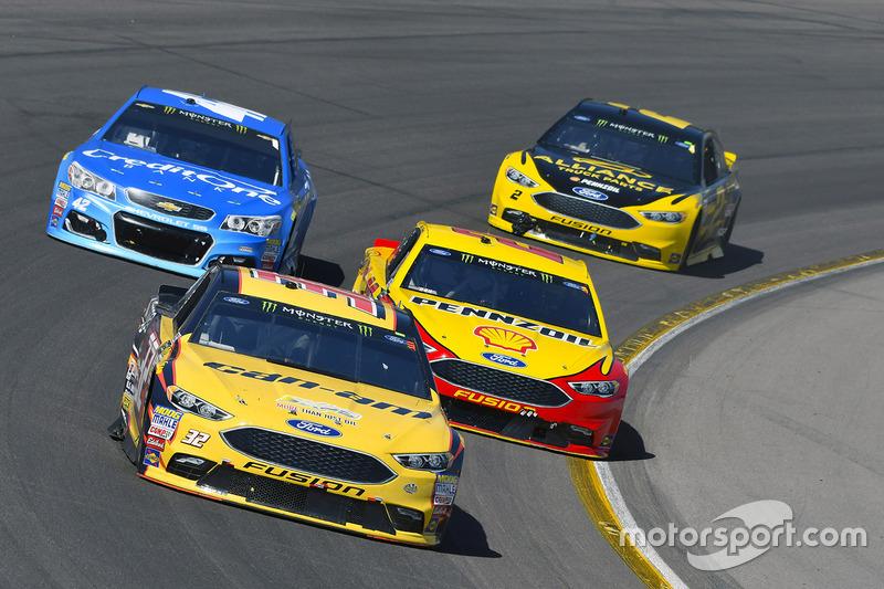 Matt DiBenedetto, Go Fas Racing, Ford