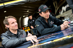 Antonio Garcia, Mike Rockenfeller, Corvette Racing