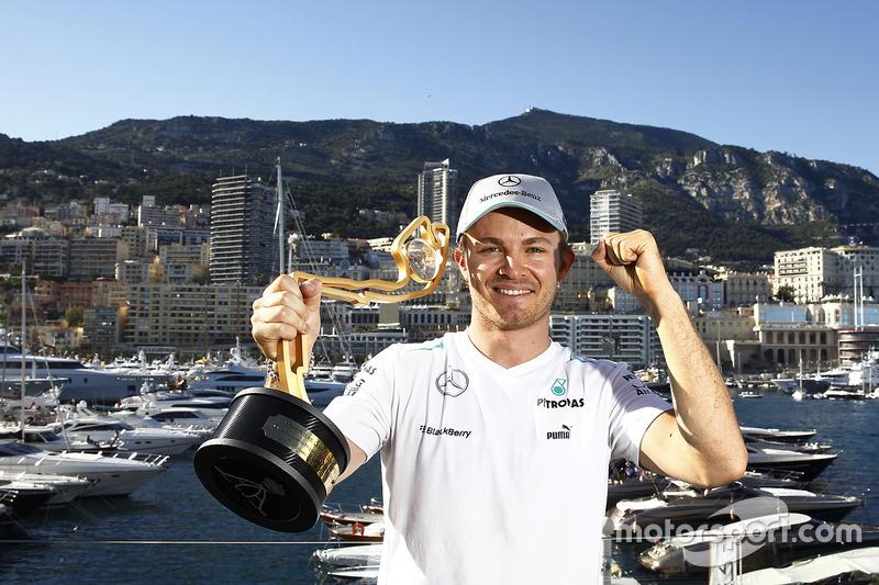 Nico Rosberg, Primera victoria en Mónaco - Mónaco 2013