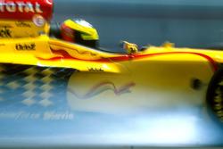 Ralf Schumacher, Jordan 197 Peugeot
