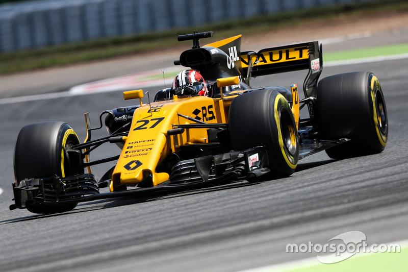 11. Ніко Хюлькенберг, Renault — 14
