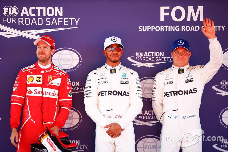 En España se quedó a una de la 65 de Senna...