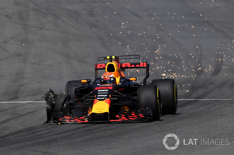 Макс Ферстаппен, Red Bull RB13 TAG Heuer