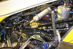 SCG003, Honda V6 Biturbo