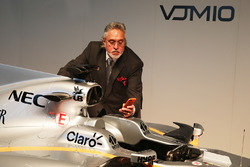 Dr. Vijay Mallya, Sahara Force India F1 Takım Sahibi ve Sahara Force India F1 VJM10