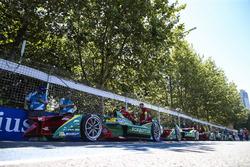Coche del Team ABT Schaeffler Audi Sport