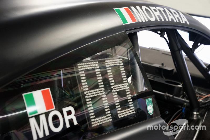 Mercedes-AMG C 63 DTM von Edoardo Mortara
