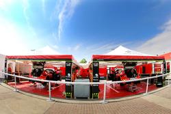 Teambereich, Citroën World Rally Team