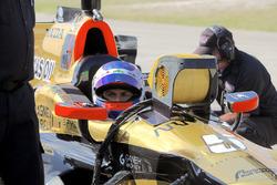 Pipo Derani, Schmidt Peterson Motorsports, Honda