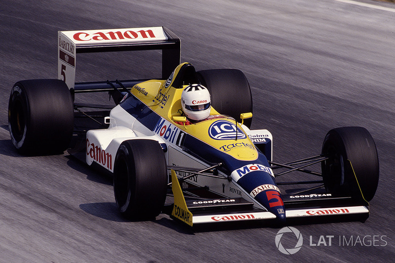Жан-Луи Шлессер, Williams FW12 Judd