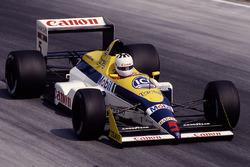 Jean-Louis Schlesser, Williams FW12