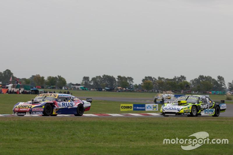 Martin Serrano, Coiro Dole Racing Chevrolet, Martin Ponte, UR Racing Team Dodge