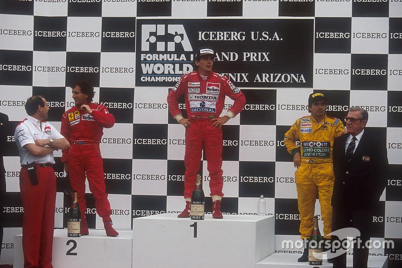 1991: Ayrton Senna (McLaren-Honda MP4/6)