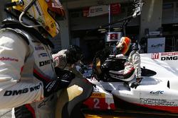 Earl Bamber, Timo Bernhard, Porsche Team
