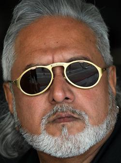 Dr. Vijay Mallya, Sahara Force India Formula One Takım Sahibi