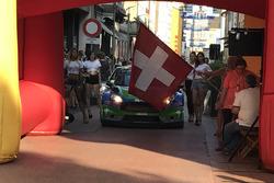 Partenza Rally Ronde del Ticino