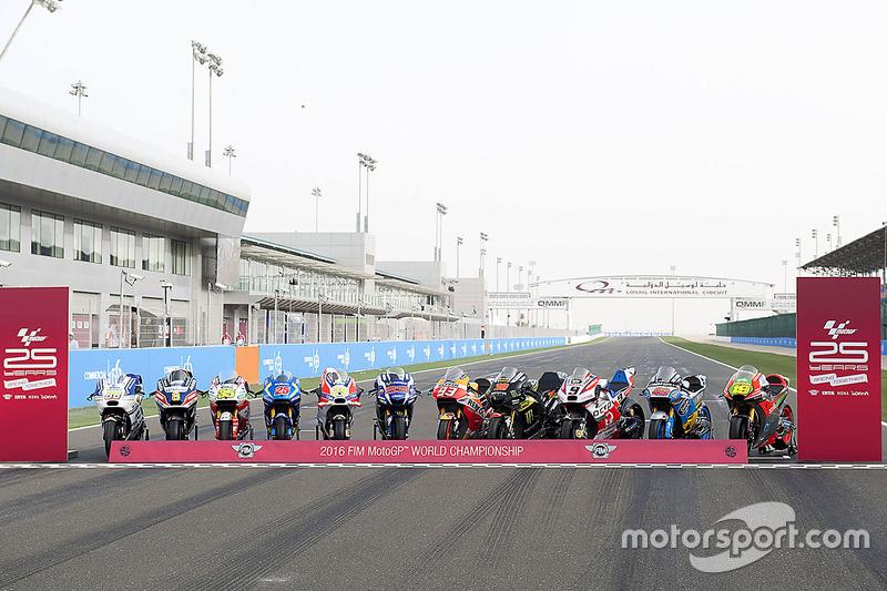Motocicletas de MotoGP