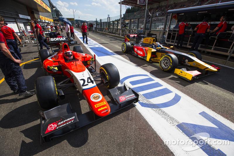 Antonio Giovinazzi PREMA Racing