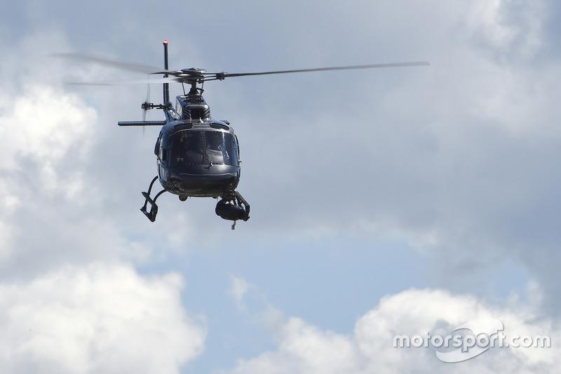 Elicottero Red Bull TV