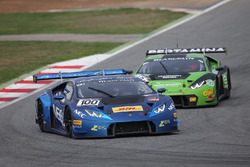 #100 Attempto Racing, Lamborghini Huracan GT3: Max van Splunteren, Daniel Zampieri