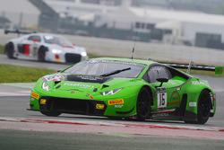 #16 GRT Grasser Racing Team Lamborghini Huracan GT3: Jeroen Bleekemolen, Stefan Rosina