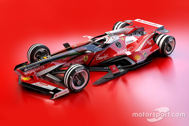 Ferrari f1 neues auto