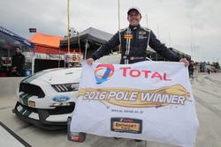 Polesitter #15 Multimatic Motorsports Ford Shelby GT350R-C: Scott Maxwell