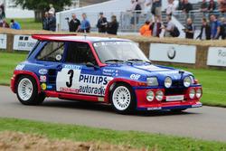Jean Ragnotti, Renault 5 Maxi Turbo